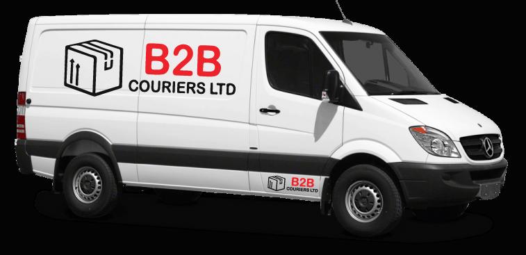 B2B Couriers Walsall